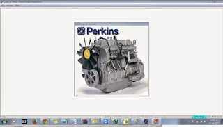 Perkins EDI 1300 | Diagnostic Software | Perkins 1300 Series Engine