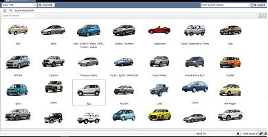 Suzuki Snap-on EPC 2021 Online Dealer Parts Catalog