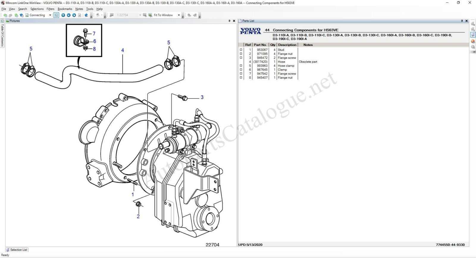 volvo penta epc 2020 parts catalog download