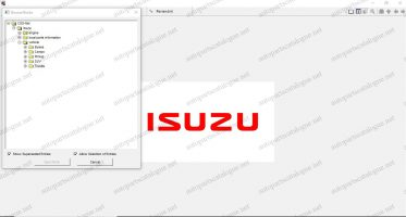 ISUZU CSS-NET EPC 2021 - Parts Catalog +VIN Decoder