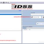 Isuzu Diagnostic Service System (G-IDSS) 2018