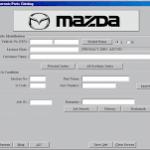 Mazda EPC2 Europe 2018 Parts Catalog