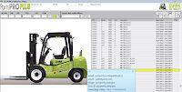 Clark Forklift Trucks PartsProPlus v500 [04/2020] Parts Catalog