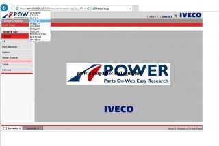 IVECO Power EPC [01/2021] Truck & bus Parts Catalog