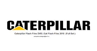Caterpillar Flash Files 2021 ( Full Set )