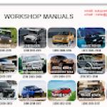 Land Rover/ Range Rover Workshop Manual, Service Manual 2017