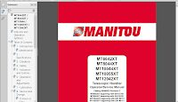 Manitou Forklift Trucks Parts, Service, Operator Manuals