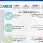 WABCO TOOLBOX Plus v13 [2021] Diagnostic Software