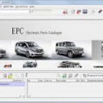Mercedes-Benz EPC [2019] Parts Catalog