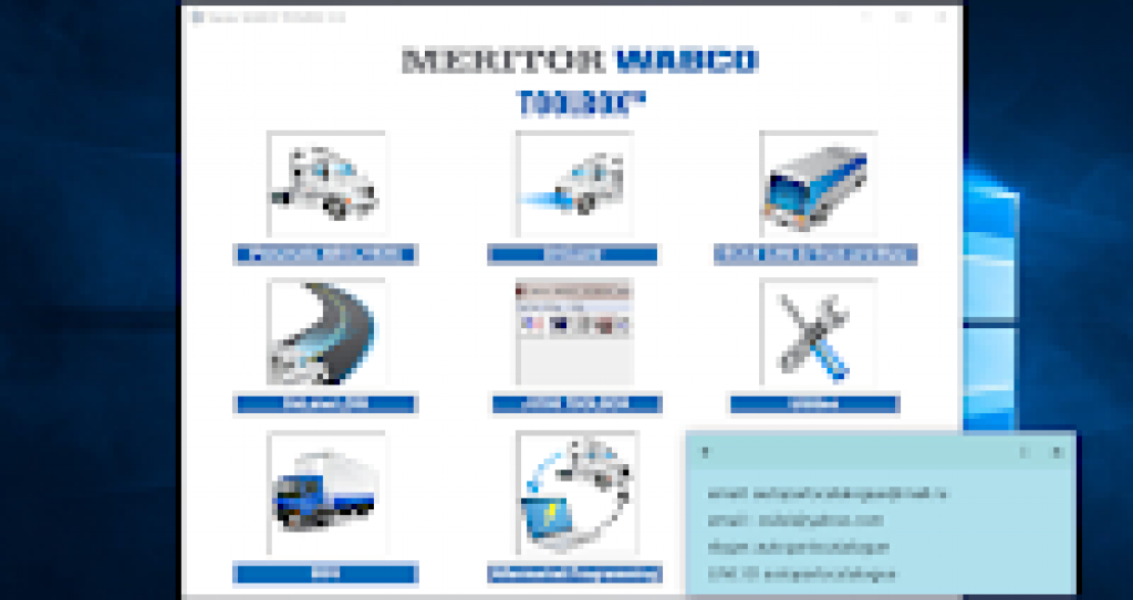 Meritor Wabco Toolbox 12 4   Calibration Files