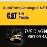 Caterpillar Forklifts | The Diagnozer4.04 | Diagnosis Software