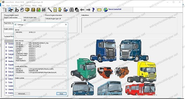 Scania Multi [2021] Parts Catalog & Service Manuals