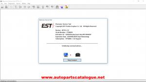 Perkins EST 2017A Electronic Service Tool+Flash Files