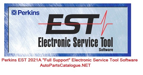"Perkins EST 2020A ""Full Support"" Electronic Service Tool+Flash Files"