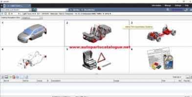 General Motor GM EPC GMMX Mexico [09/2020] Parts Catalog