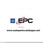 General Motors GM EPC North America [05/2020] Spare Parts Catalog