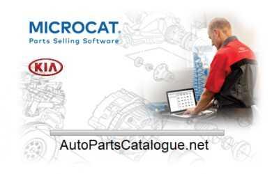 Microcat KIA V6 EPC [08/2021] Parts Catalog