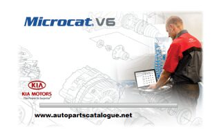 Microcat V6 for KIA USA [2020] Parts Catalog