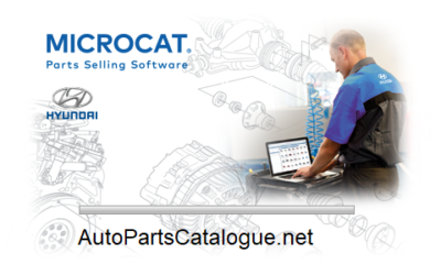 Microcat Hyundai V6 EPC [11/2020] Parts Catalog
