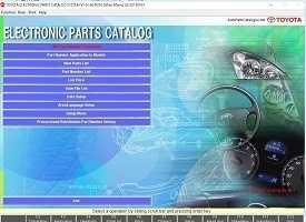 Toyota Lexus EPC All Regions [2022] Parts Catalog
