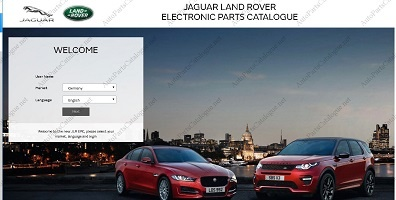 Jaguar & Land Rover JLR EPC 2021 Online Dealer Parts Catalog