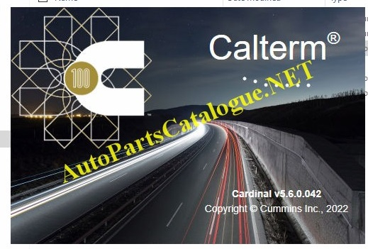 Cummins Calterm v4.7 [2020]+ META ECFG, E2M FILES