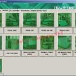 Mitsubishi Forklifts | Up-Time 4.04 | Diagnosis Software