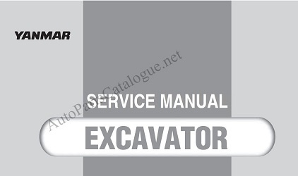YANMAR Heavy Equipment Service & Operation Manuals [2020] PDF SET
