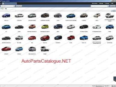 KIA Global Snap-On EPC - Parts Catalog