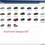 KIA Global Snap-On EPC [2021] Parts Catalog