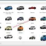 Suzuki Worldwide Snap-on EPC 2021 Online Parts Catalog