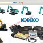 Kobelco Power View EPC 2012 Parts Catalog