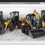 New Holland Construction Latin America NGPC CNH EPC 2021 Parts Catalog