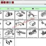 Mitsubishi MMC ASA Australia 2020 Parts Catalog