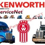 Kenworth Trucks ServiceNet Online 2021 Service Information