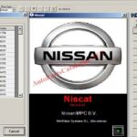 Nissan Niscat EPC Spain Parts Catalog
