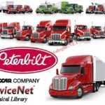 Peterbilt Trucks ServiceNet Online 2021 Service Information