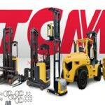 TCM Forklift Trucks Parts Manuals PDF SET