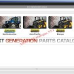 New Holland CE & AG NGPC CNH EPC [2021] All Regions Parts Catalog